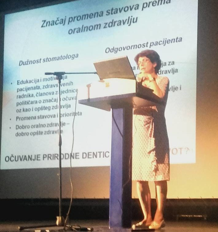 Predavanje prof. dr Mirjana Ivanovic